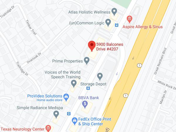FFR Trading location map