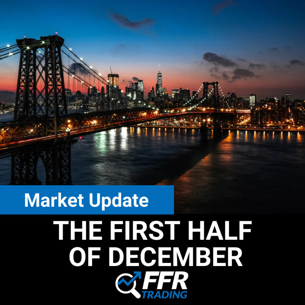 Market Update for the 1st Half of December
