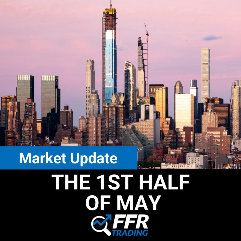 Market Update for the 1st Half of May 2021