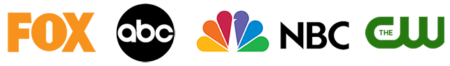 FFR Trading has been seen on FOX, ABC, NBC, and the CW networks